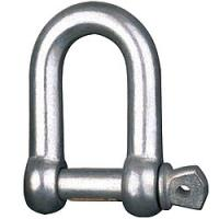Buy cheap COMMERCIAL GALVANIZED DEE SHACKLE from wholesalers