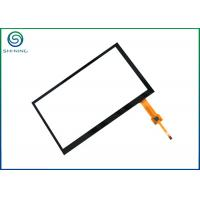 Buy cheap Projected Capacitive 7 Inch Wide Screen Car Touch Panel for Navigation System product