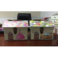 China Cardboard house suitcase, high-grade cardboard craft portable box, custom various gift boxes on sale