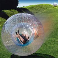 Buy cheap 2012 hot sale shining zorb ball NO.4 from wholesalers