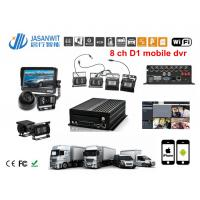 Buy cheap jasanwit 8CH Full 960H HDD Mobile DVR   Support mobile monitoring/ iphone/Android from wholesalers