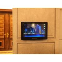 Buy cheap Wall mounting touch screen tablet pc with POE and RS485 for smart building automation from wholesalers