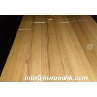 Buy cheap TEAK  Veneer from wholesalers