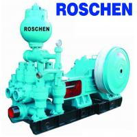 Buy cheap Compact Diesel Engine Drilling Mud Pump 132KW with Electric Motor product