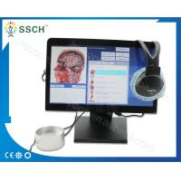 Buy cheap Black Touch Screen 8d nls diagnostic Health Analyzer Machine for human body check from wholesalers