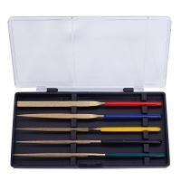 Buy cheap File flat,round,triangle,square,taper,electroplated diamond hand file from wholesalers