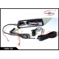 Buy cheap FHD 1080P Smart Car Rearview Mirror Monitor Recorder / Dual Dash Camera Support FM Bluetooth Wifi GPS product