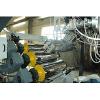 Buy cheap PMMA Solid Sheet Extrusion Line PC Solid Sheet Extrusion Sheet Equipment 1220-2100mm from wholesalers