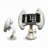 Buy cheap Steering Wheel Hand Grip with Stand for iPhone and Protective Screen Cover from wholesalers
