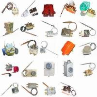 Buy cheap Factory Bulb & Capillary Temperature Switch Thermostat For Water Heaters from wholesalers