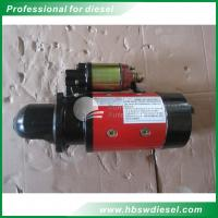 Buy cheap Cummins engine Starter 6BT 24V 6.6Kw Starting Motor 4934622 QD2707A from wholesalers