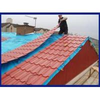 Buy cheap Corrugated Color Coated Steel Roof Sheet from wholesalers