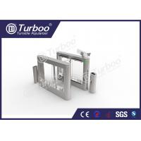Precision Fast Speed Gate Turnstile , Security Optical Barrier Turnstiles