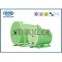 Buy cheap Fuel Saving Industrial Thermic Fluid Boiler / Waste Wood Hot Oil Boiler System from wholesalers