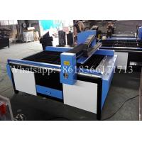 Buy cheap High Accuracy Small Cnc Plasma Cutting Machine Cnc Gantry Router For Steel product