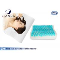 Buy cheap Customised Memory Foam Pillows Cradling Support 50×30×10/7.5cm from wholesalers