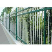 Buy cheap Security Steel Wire Fencing Decorative , Pvc Coated Welded Wire Mesh Panels from wholesalers