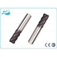 Buy cheap CNC End Mill Cutter 2 Flute Corner Radius End Mill Tungsten Steel from wholesalers