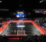 Buy cheap Full Color HD P10 LED Display Stadium Tv Screen Damp Proof football stadium led display from wholesalers