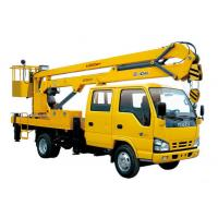 Buy cheap XCMG Special Purpose Vehicles overhead working truck for building construction from wholesalers