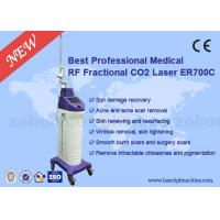 Buy cheap 40W RF Fractional CO2 Laser Machine Generator Vaginal Tightening Scar Removal from wholesalers