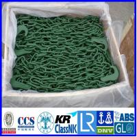 Buy cheap Container lashing Chain, Red painted lashing chain container securing lashing chain from wholesalers