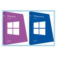 Buy cheap Globally Activate online Windows 8.1 Pro 64 Bit / 32 bit OEM Package from wholesalers