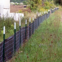 Buy cheap Wire Backed Composite Geotextile Silt Fence Fabric from wholesalers