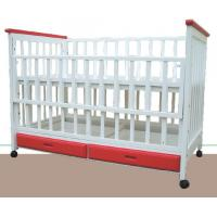 Buy cheap Solid wood European baby crib,baby cot,baby cot bed from wholesalers