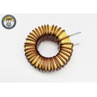 China Double U Common Mode Choke Coil Toroid Power Charging Inductor Single winding on sale