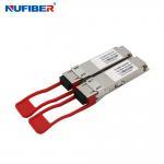 Buy cheap 40Gb/s QSFP Transceiver QSFP-40G-ER4 40km 1310nm SMF DOM Transceiver Module from wholesalers