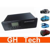 Buy cheap RS232 / 485 Interface GPS Digital Tachograph , Black Vehicle Data Recorder from wholesalers