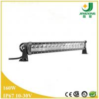 Buy cheap Car cree single row led light bar 160w led light bar from wholesalers
