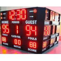 Buy cheap 4-Sides LED Basketball Scoreboard from wholesalers