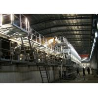 Buy cheap Waste Paper 3 Ply Automatic Corrugated Box Plant High Speed With Pulp from wholesalers