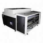 Buy cheap UV coating machine, can coat photo, laser printing, digital printed matter, on-demand printed from wholesalers