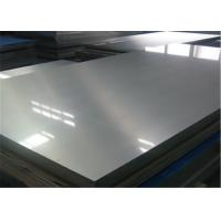 Buy cheap Thin 304 Stainless Steel Plate SUS304Ni8.5 Easy To Stamping And Bend from wholesalers