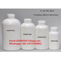 Buy cheap High Purity Gamma Butyrolactone GBL γ - Butyrolactone Water Soluble Solvents With Safe Transport product
