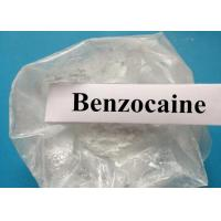 Buy cheap CAS 94-09-7 Steroids Raw Powder Local Anesthetic Series Benzocaine For Pain Relief from wholesalers