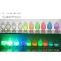 Buy cheap photoluminescent pigment  self glow in the drk powder from wholesalers