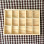 Buy cheap wood storage box pine wood box storage display box from wholesalers
