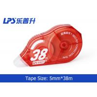 Buy cheap Student Colorful Non-refillable Correction Tape 38m High Quality White Out Correction Tape Factory from wholesalers