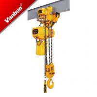 Buy cheap Electric Chain Hoist 7.5t-electric Trolley Type from wholesalers