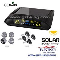 Buy cheap Solar TPMS Tire Pressure Monitor System product