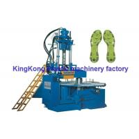 Buy cheap Single Color Vertical Sole Molding Machine 8 Stations For PVC / TPR Outsole from wholesalers