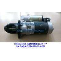 Buy cheap 0-23000-7270, 0-23000-7271 - MITSUBISHI NEW STARTER 24V 7.5KW 11T MOTORES DE ARRANQUE from wholesalers
