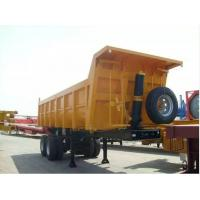 Buy cheap 45 tons Tipper Trailer, Dumping Tipper Trailer from wholesalers