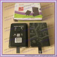 Buy cheap Xbox360 Slim 250GB Hard Drive HDD no brand Xbox360 repair parts from wholesalers