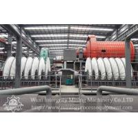 Buy cheap Energy Saving Mineral Vacuum Disc Filter Large Diameter Φ2600 for Pulp from wholesalers