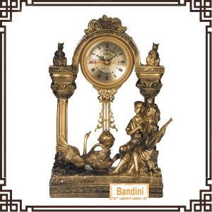 China New Design Fashion Home Decoration clocks High Quality Cheap home art table clock 520AK on sale